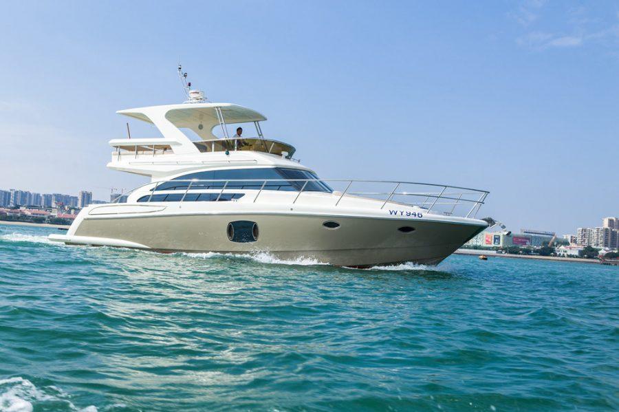 54 Zedland Yacht