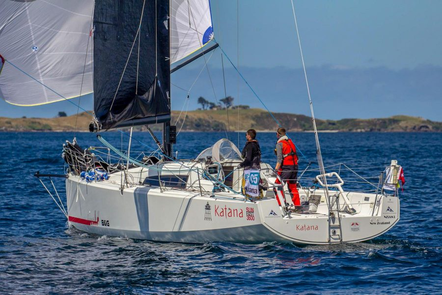Aon Club of the Month – Short Handed Sailing Association of New Zealand