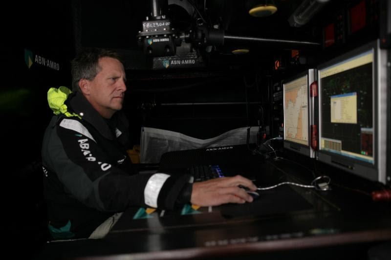 Transpac tactics and strategy talk with Stan Honey
