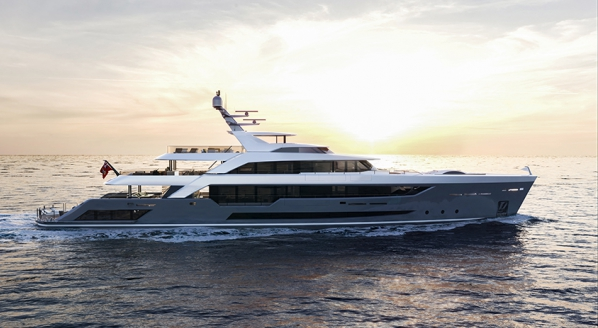 Alia Yachts a hive of activity