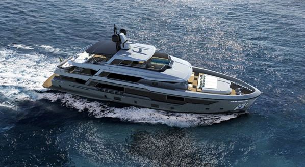 Rosetti Superyachts unveils details of new 38m explorer