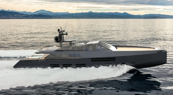 Ferretti Group and Wally unveil latest concept