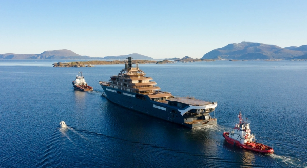 The Scandinavian superyacht market