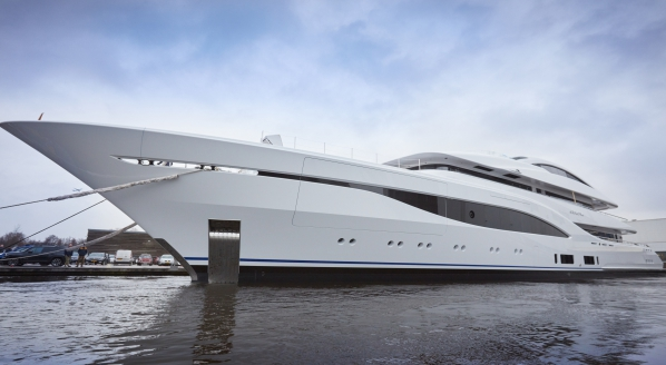 Project 703 ready for sea trials