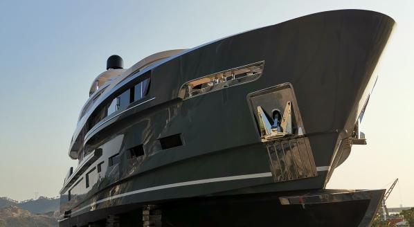 Heysea Yachts launches first Atlantic 115 superyacht
