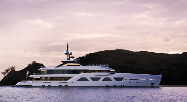 Amels confirms sale of 60m Limited Editions superyacht
