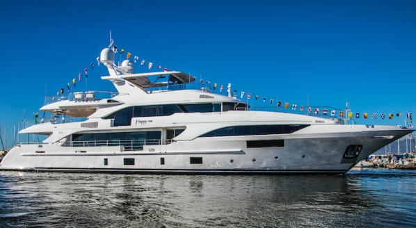 Benetti starts the decade off strong with even more launches