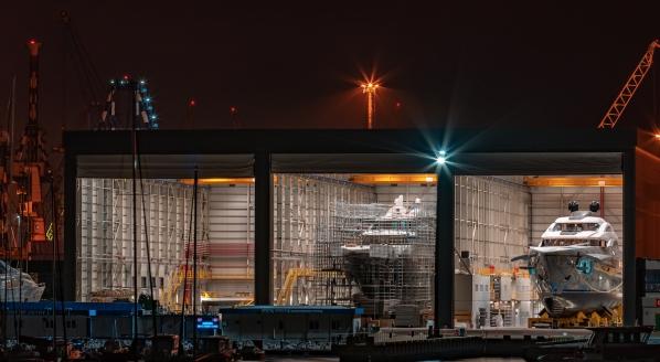 Bilgin Yachts, building yachts