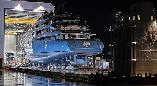 German superyacht activity