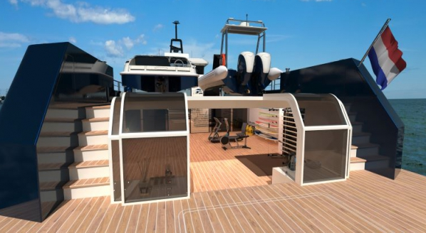 Lynx Yachts introduces three new projects