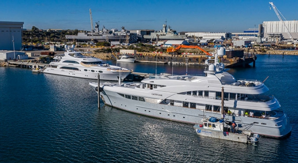 Echo Yachts signs yacht support vessel project