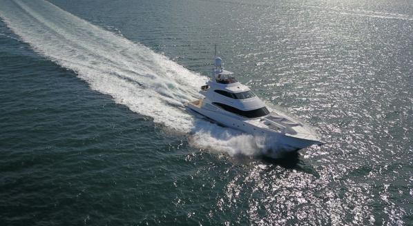 Yachting Developments delivers 34m 'Al Duhail'