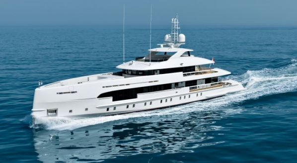 Heesen delivers 'Amare II'