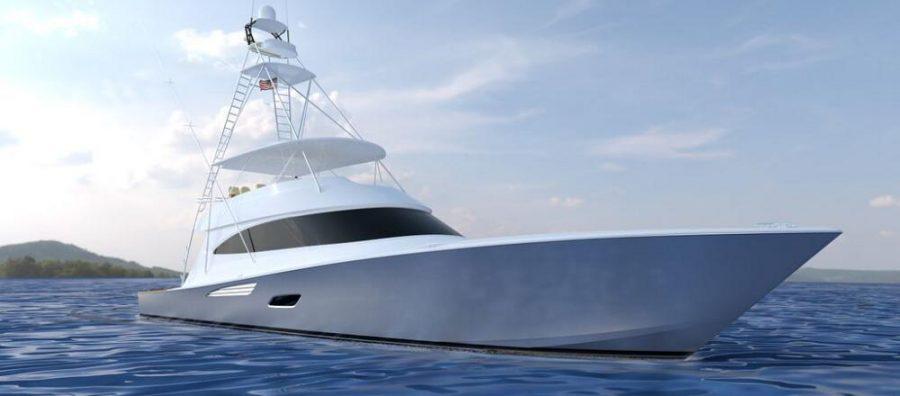Viking Yachts 80 Enclosed Bridge Walkthrough