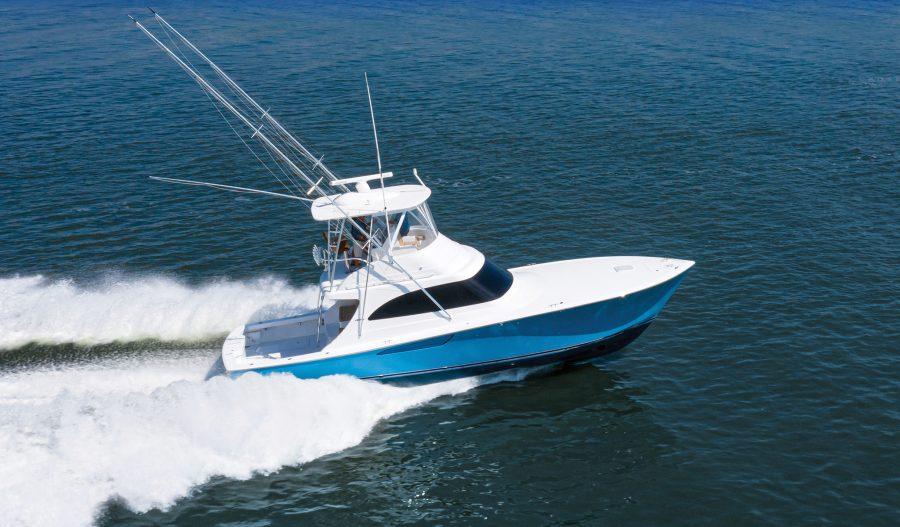 Viking Yachts 46 Billfish Walkthrough