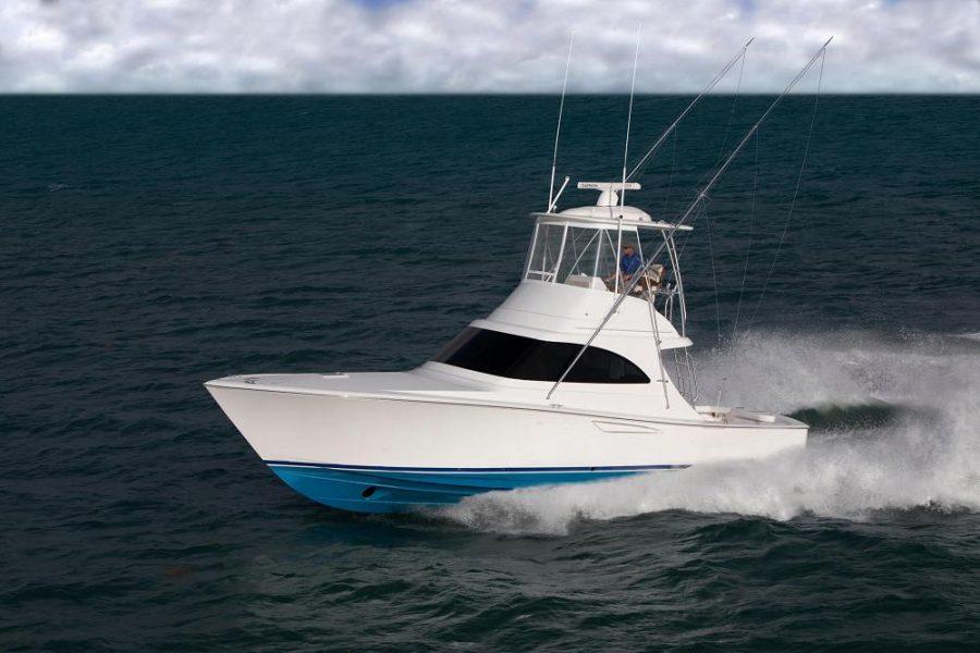 Viking Yachts 38 Open Billfish Walkthrough