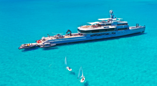 'Bold' available for charter in western Mediterranean