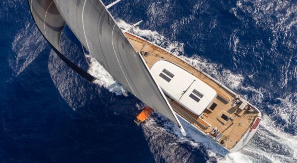 Baltic 142 Canova: pushing the boundaries of sailing