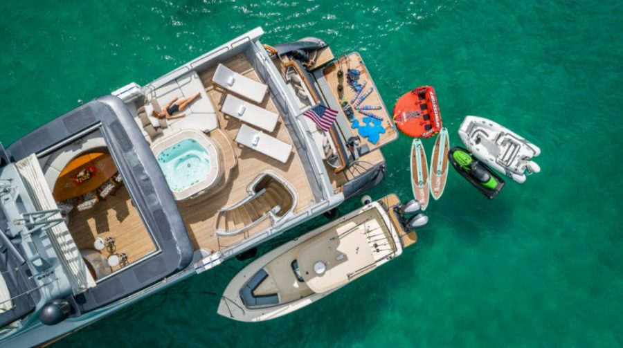 The 9 Latest Must Have Yacht Toys, Tenders, and Gadgets