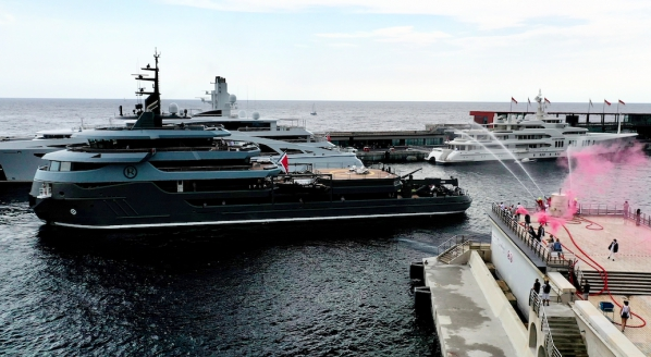 M/Y Ragnar marks the start of Monaco: Capital of Yachting Experience
