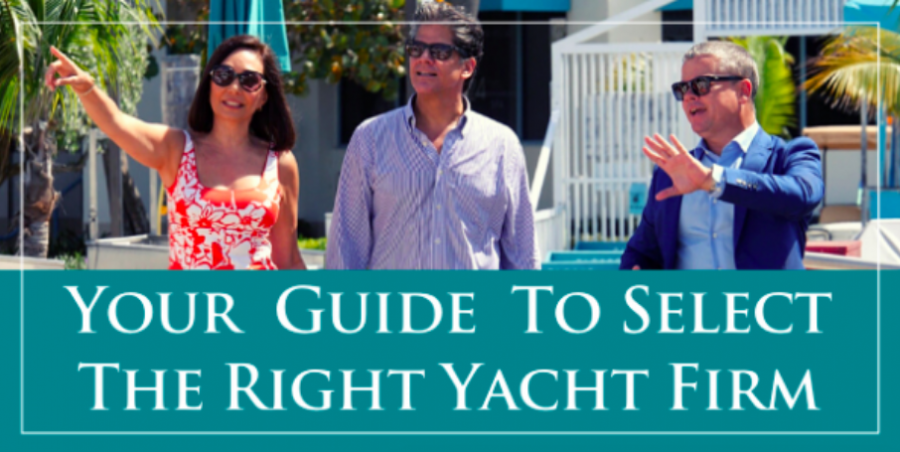 Your Guide to Select the Right Yacht Brokerage