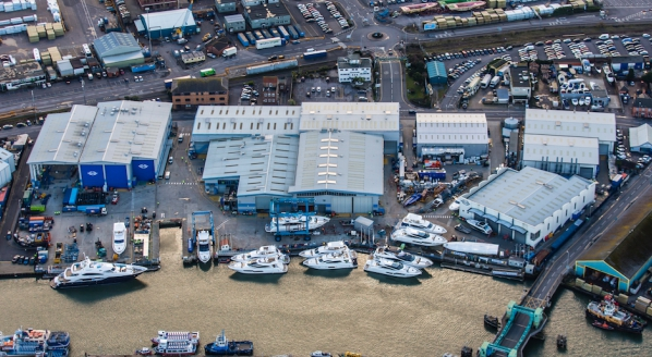 Sunseeker receives £38m investment in working capital