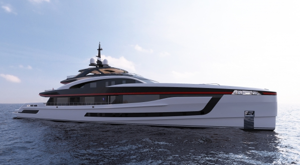 Heesen begins construction of 59m project SkyFall
