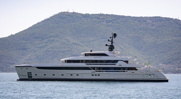 Sanlorenzo 62Steel: a new standard for metal superyachts