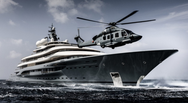 A buyer's guide to the 90m-plus motoryacht segment