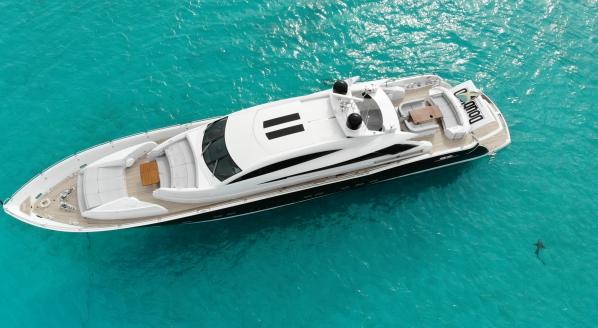 Hill Robinson's Caribbean charter fleet