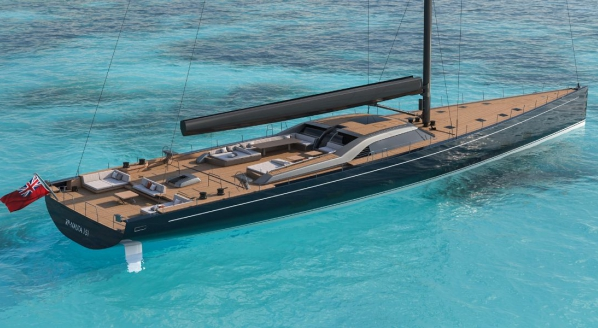 Royal Huisman starts construction on Project 405