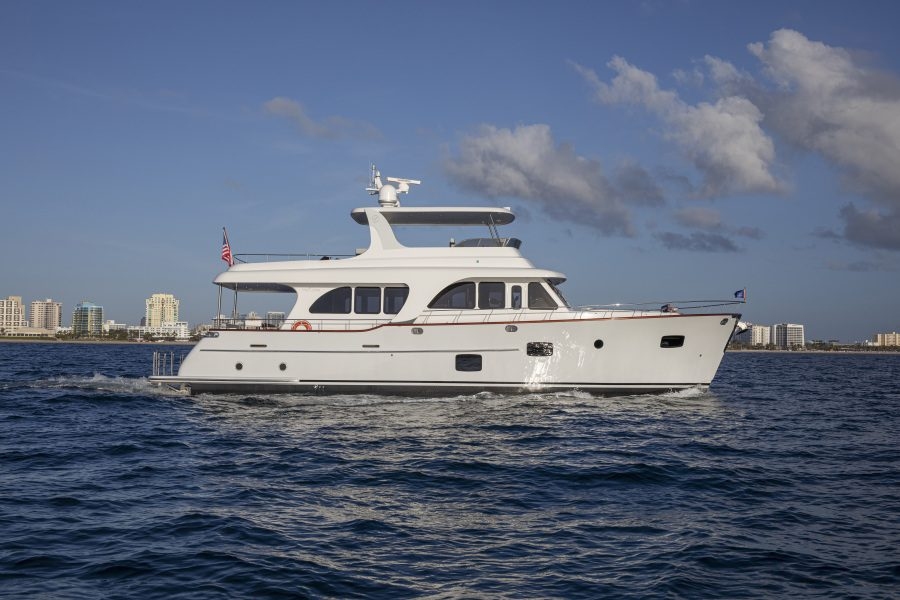 2021 Stuart Boat Show: 67′ Vicem Cruiser For Sale!