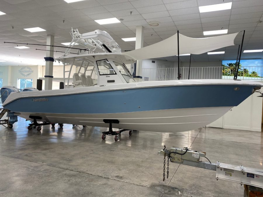Two 365 Everglades Available!