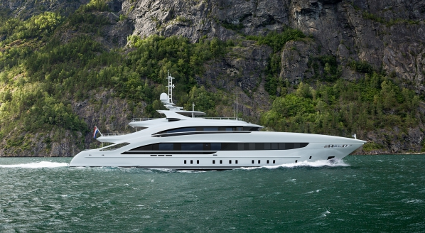 Heesen announces the sale of 50m project