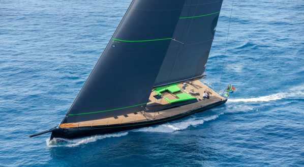 30m Southern Wind Morgana delivered