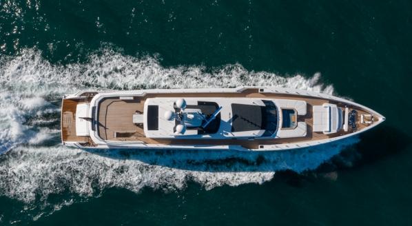 Columbus Yachts launches 50m K2