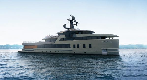 Damen Yachting sells 58m SeaXplorer
