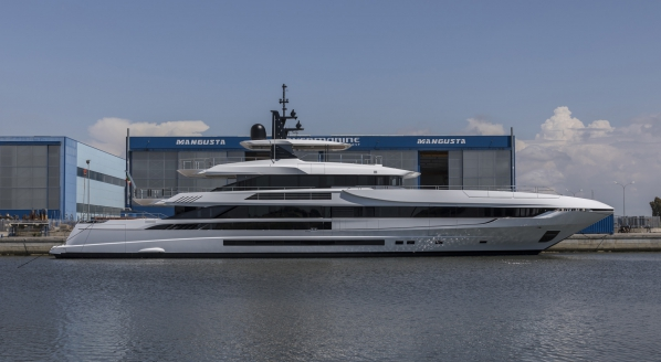 Mangusta launches first Oceano 50