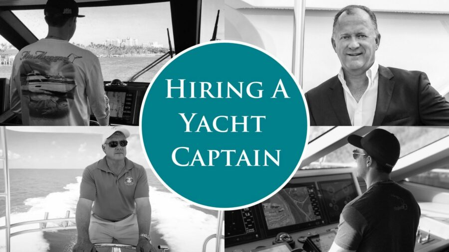 Finding the Right Boat Captain for Your Vessel