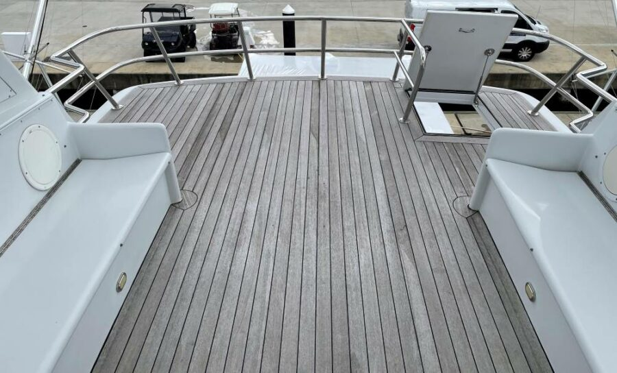 Everything You Need to Know About Your Boat's Teak Decking